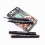 Набор sketch-маркеров Fat&Skinny 12 Decor