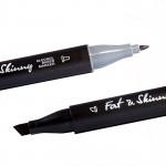 Набор маркеров Fat&Skinny Main Colors 60 штук