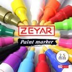 Маркер Zeyar Paint 2,5 мм поштучно