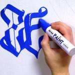 Маркер Zeyar Paint 15 мм поштучно