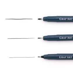 Капиллярная ручка Малевичъ GrafArt, пуля M