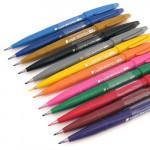 Фломастер-кисть Touch Brush Sign Pen Оливково-зеленый
