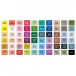 Набор спиртовых маркеров Малевичъ GrafArt Brush, Базовый 60 цветов