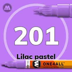 Маркер акриловый Molotow 201 Сиреневый (Lilac pastel) 1.5 мм