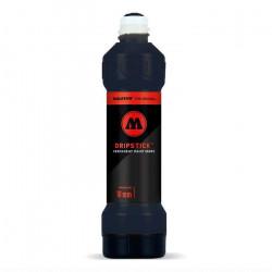 Маркер Molotow Dripstick черный  (Signal Black) 10мм 70мл