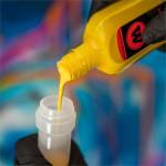 Маркер Molotow Dripstick желтый  (Zinc Yellow) 10мм 70мл