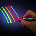 Набор маркеров GRAFX UV-Fluorescent Basic-Set 1 6 цветов