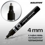 Маркер LIQUID CHROME Жидкий Хром 4 мм