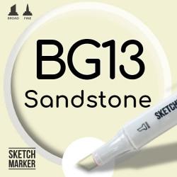 Двухсторонний маркер на спиртовой основе BG13 Sandstone (Песчаник) SKETCHMARKER
