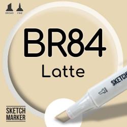 Двухсторонний маркер на спиртовой основе BR84 Latte (Латте) SKETCHMARKER
