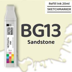 Чернила SKETCHMARKER BG13 Sandstone (Песчаник), для маркеров, 20 мл