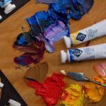 Масляные краски «Мастер-класс» в тубе 18 мл