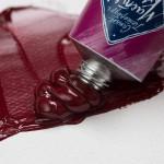 "Масляная краска, Краплак фиолетовый прочный,  ""Мастер-класс"", туба 46 мл."