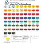 Набор масляных красок Van Gogh Максимальный 34 цветов * 20 мл