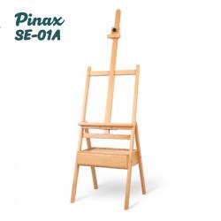 Мольберт Pinax Студия SE-01A с ящиком для красок и кистей