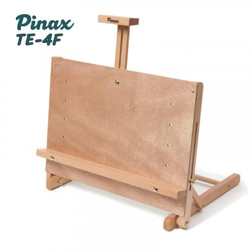 Мольберт настольный TE-4F Pinax акварельный