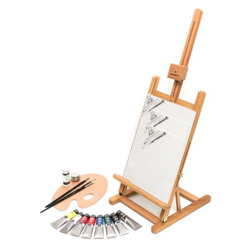 Стартовый набор для живописи маслом (МЛ-57)
