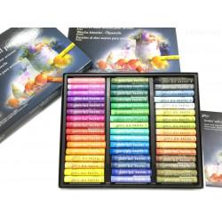 Пастель MUNGYO Gallery масляная мягкая профессиональная 48 цветов в картонной коробке