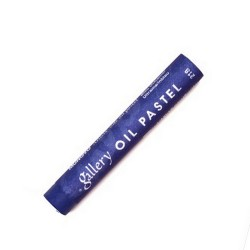 Пастель масляная мягкая «MUNGYO» профессиональная, № 218 Ультрамарин синий (Ultramarine Blue)