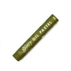 Пастель масляная мягкая «MUNGYO» профессиональная, № 234 Оливково-коричневый (Olive Brown)