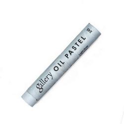 Пастель масляная мягкая «MUNGYO» профессиональная, № 245 Светло-серый (Light Grey)