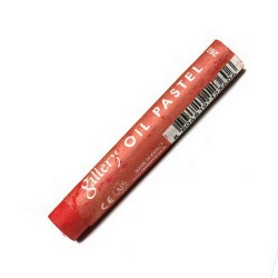 Пастель масляная мягкая «MUNGYO» профессиональная, № 260 Красный кадмий (Cadmium red)