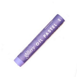 Пастель масляная мягкая «MUNGYO» профессиональная, № 264 Светлый лазурный фиолетовый (Light ozure violet)