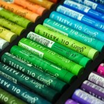 Пастель масляная мягкая «MUNGYO» профессиональная 72 цвета