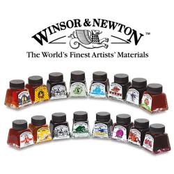 Тушь Winsor&Newton серия «Drawing Inks», 14 мл