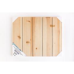 Деревянная панель Малевичъ для рисования, 40х50 см
