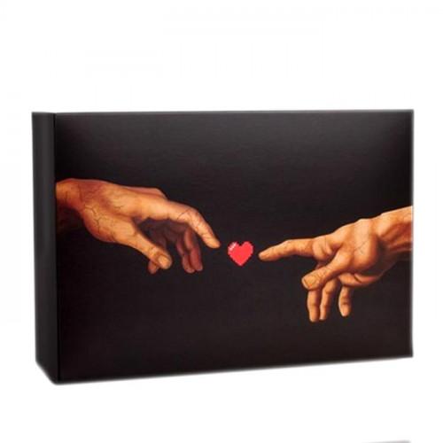 Коробка складная LOVE, 16x23x7.5 см