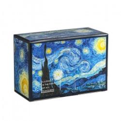 Коробка‒пенал «Ван Гог», 22x15x10 см