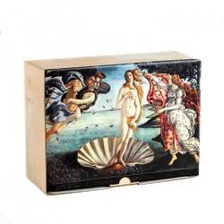 Коробка‒пенал «Ботичелли», 26x19x10 см