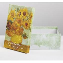 Коробка подарочная «Высокое искусство», 26 х 17 х 10 см