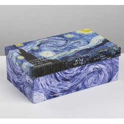 Коробка подарочная «Высокое искусство», 32.5 х 20 х 12.5 см
