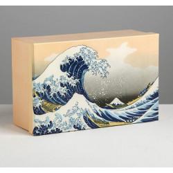 Коробка подарочная «Высокое искусство», 24 х 15.5 х 9.5 см
