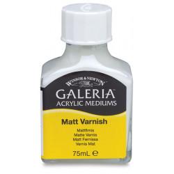 Лак матовый с УФ-защитой GALERIA Matt Varnish, 75мл