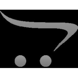 Палитра акриловая овальная 24*35, прозрачная, 2 мм